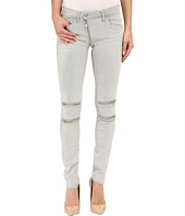 G-Star - Lynn Custom Mid Skinny Fit Jeans in Slander Kit Superstretch White Painted