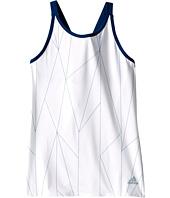 adidas Kids - Club Printed Tank Top (Little Kids/Big Kids)