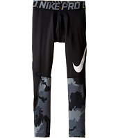 Nike Kids - Pro Hyperwarm Printed Tight (Little Kids/Big Kids)