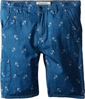 Appaman Kids - Classic Soft Cotton Seaside Shorts (Toddler/Little Kids/Big Kids)