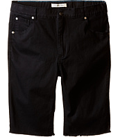 Appaman Kids - Super Soft Raw Edge Punk Shorts (Toddler/Little Kids/Big Kids)