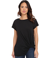 Brigitte Bailey - Knot Front T-Shirt