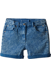 Appaman Kids - Super Soft Roll Cuff York Chalk Denim Shorts (Toddler/Little Kids/Big Kids)