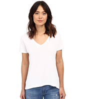The Beginning Of - Olivia V-Neck High-Low Tee