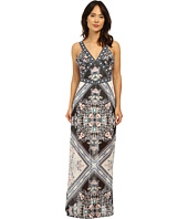 Brigitte Bailey - Jasmine Print Maxi Dress