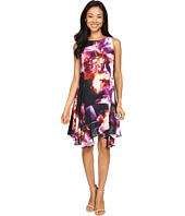 Christin Michaels - Chloe Printed Georgette
