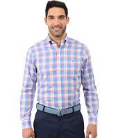 Vineyard Vines - Pavillion Plaid Slim Tucker Shirt