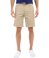U.S. POLO ASSN. - Hartford Flat Front Twill Shorts