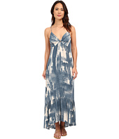 Brigitte Bailey - Rahil Blured Cactus Maxi Dress