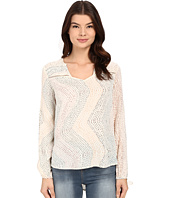 Brigitte Bailey - Jasha Printed Top