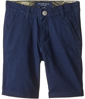 Toobydoo - Woven Cotton Shorts (Infant/Toddler/Little Kids/Big Kids)
