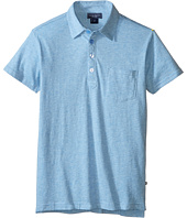 Toobydoo - Short Sleeve Polo (Toddler/Little Kids/Big Kids)