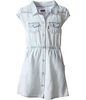 Levi's® Kids - Open Road Short Sleeve Woven Dress (Little Kids)