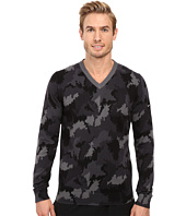 Nike Golf - Range Camo V-Neck Sweater