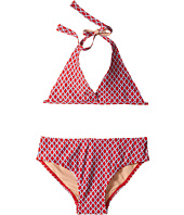 Toobydoo - Red/Blue String Bikini (Infant/Toddler/Little Kids/Big Kids)