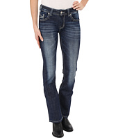 Rock and Roll Cowgirl - Mid-Rise Bootcut in Medium Vintage W1-6435