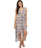 L*Space - St Tropez Wrap Dress Cover-Up