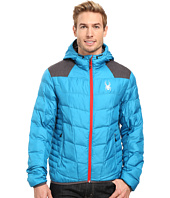 Spyder - Geared Hoody Synthetic Down Jacket