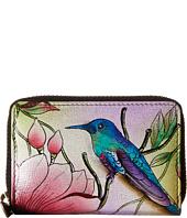 Anuschka Handbags - 1110 Credit And Business Card Holder