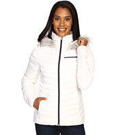 Spyder - Timeless Hoodie Faux Fur Down Jacket