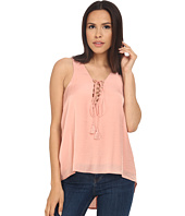 The Jetset Diaries - Lotus Tank Top