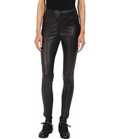 adidas Y-3 by Yohji Yamamoto - Stretch Leather Leggings