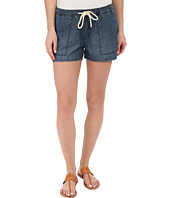 Blank NYC - Denim Drawcord Shorts