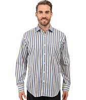 BUGATCHI - Positano Classic Fit Long Sleeve Woven Shirt