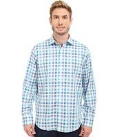BUGATCHI - Amalfi Classic Fit Long Sleeve Woven Shirt