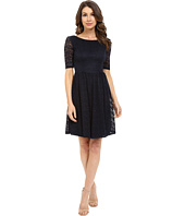 Jessica Simpson - Lace Fit and Flair Dress