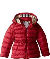 Burberry Kids - Janie Puffer Jacket (Infant/Toddler)