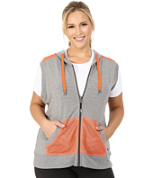 Marika Curves - Plus Size Jenna Hooded Vest