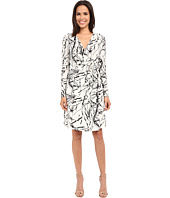 Christin Michaels - Emily Wrap Dress