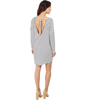 Culture Phit - Vienna 3/4 Sleeve Striped Dress