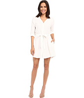 Brigitte Bailey - Hartley Tie-Waist Button Up Dress