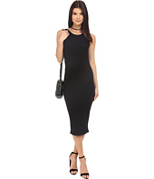 Clayton - Kendrick Wide Rib Dress