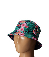 San Diego Hat Company Kids - 2 Inch Brim Fishermans Bucket Hat with Functional Pocket (Little Kids)