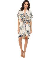Brigitte Bailey - Anara Waist-Tie Kimono Dress
