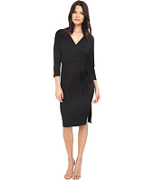 Three Dots - Grete Wrap Dress
