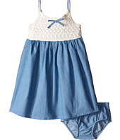 Lucky Brand Kids - Crochet Bodice Dress (Toddler)
