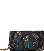 Marc Jacobs - J Marc Snake Patchwork Wallet On Chain
