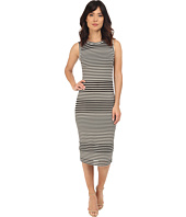 Nicole Miller - Open Stripe Dafnie Dress