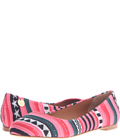 M Missoni - Star Stripe Pink Ballet Shoes