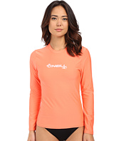 O'Neill - Basic Skins Long Sleeve Rash Tee