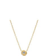 Kate Spade New York - Infinity & Beyond Knot Mini Pendant Necklace