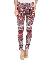 7 For All Mankind - The Ankle Skinny with Contour WB in Olympia Mosaic