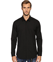 DSQUARED2 - Relax Dan Safety Pin Poplin Shirt