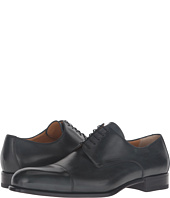 a. testoni - Grainy Shiny Calf Derby
