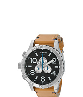 Nixon - 51-30 Chrono Leather