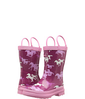 Hatley Kids - Fairy Tale Horses Rain Boots (Toddler/Little Kid)